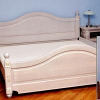 Спальня из массива дуба (1)