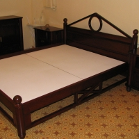 Спальня из массива дуба (6)