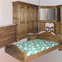 Спальня из массива дуба (2)