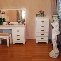 Мебель в спальню из массива дуба